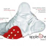 Apple Cheeks Cloth Diaper Review & Giveaway