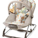 infantino fold & go bouncer – review and giveaway
