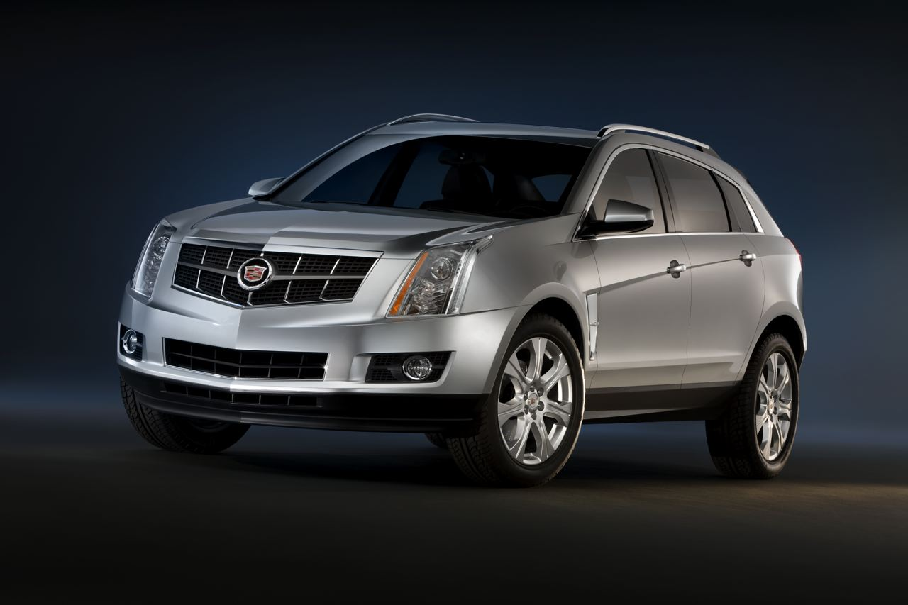 2012 cadillac srx 7 day vehicle loan giveaway double duty mommy. Black Bedroom Furniture Sets. Home Design Ideas