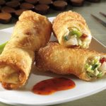 Scallop-Egg-Rolls