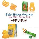 Baby Shower Event – Hevea Giveaway