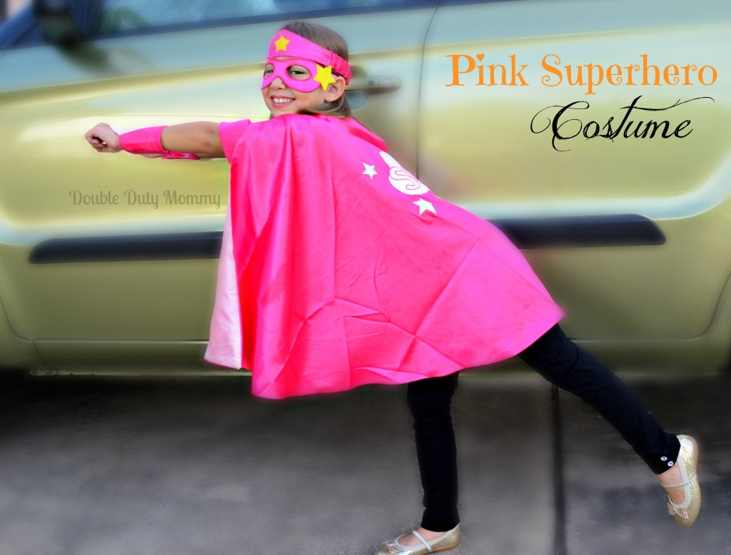 pottery barn kids halloween costume review 2012 - double duty mommy