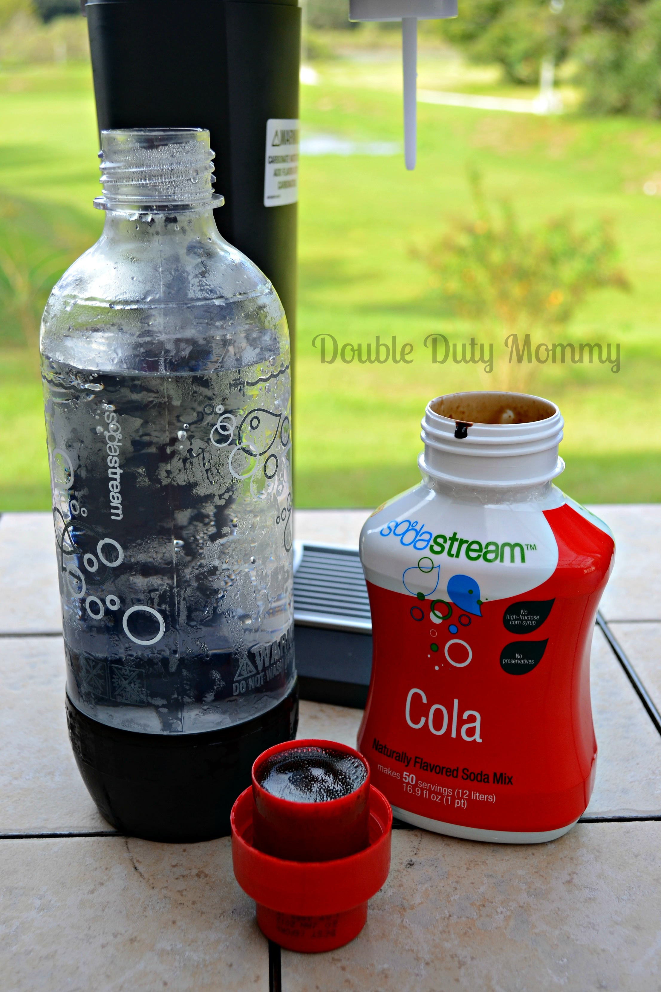 Sodastream Genesis Review And Giveaway Double Duty Mommy