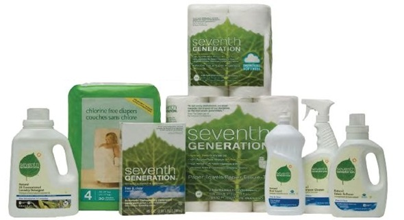 This passover, clean with seventh generation eco-friendly green cleaning products