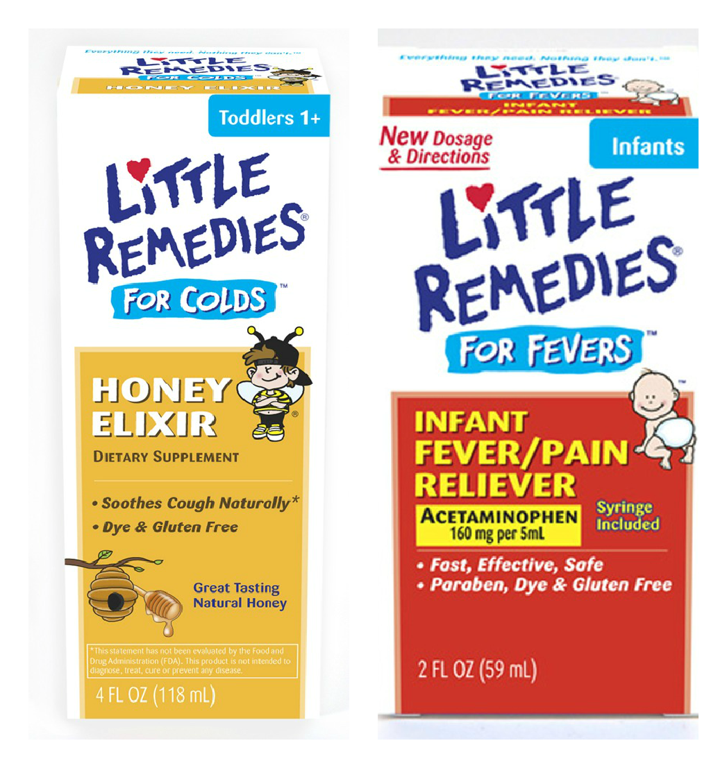 Little Remedies medicine