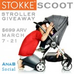 Stokke Scoot Giveaway!