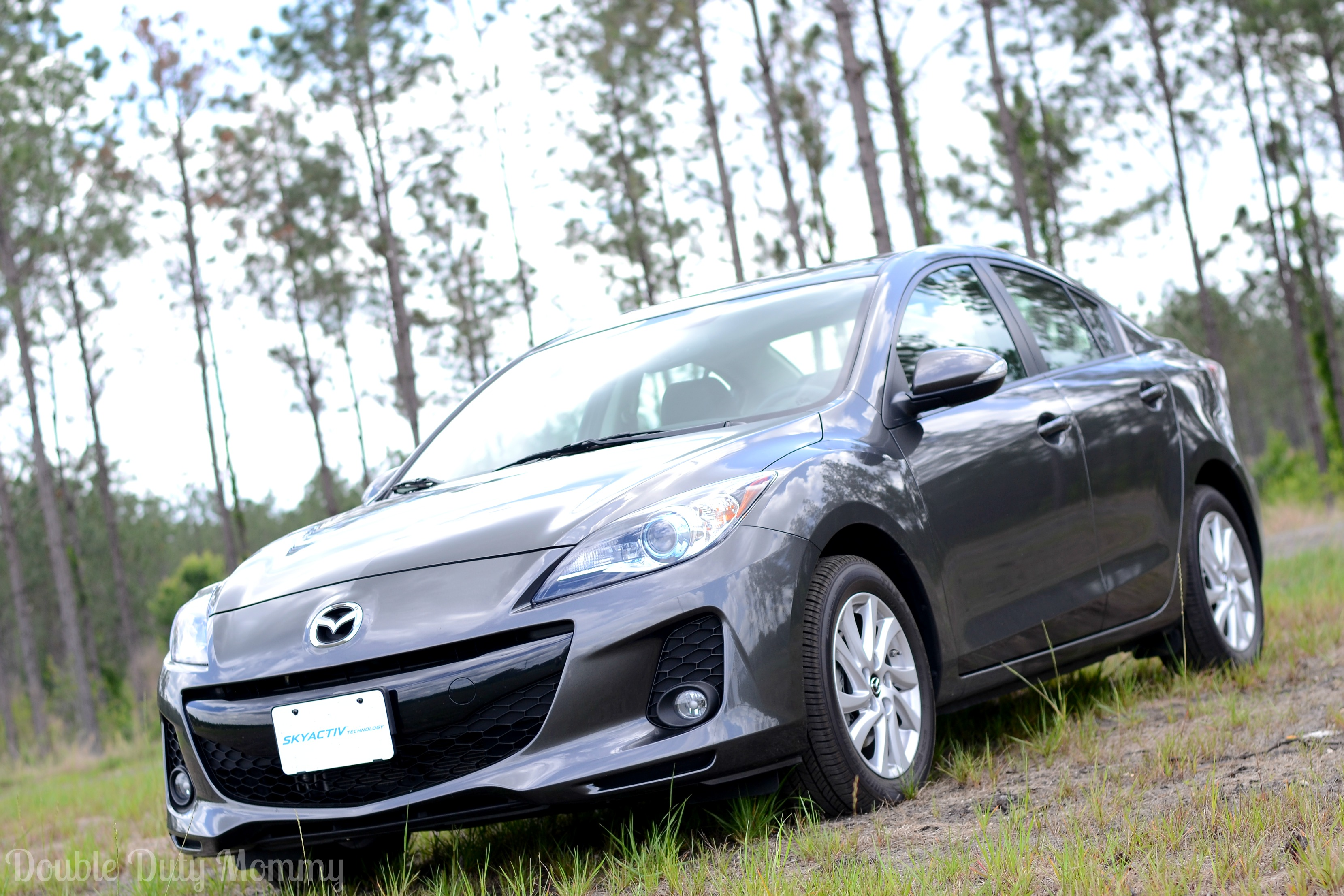 2013 mazda3 i grand touring with skyactiv 4 door sedan review double duty mommy. Black Bedroom Furniture Sets. Home Design Ideas