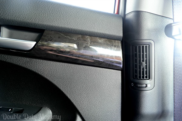 middle row airvent