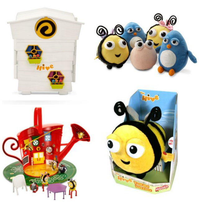 Disney Jr The Hive toys