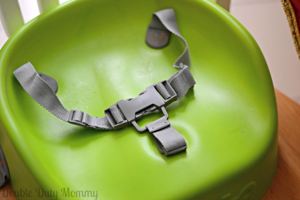 Bumbo Booster seat - 3 point harness