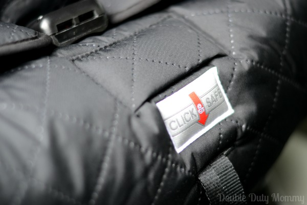 Britax Advocate UltimateComfort Series Click and Safe