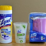 Lysol's No Flu Club