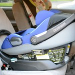 Maxi-Cosi® Prezi™ Infant Car Seat // Review and Giveaway!