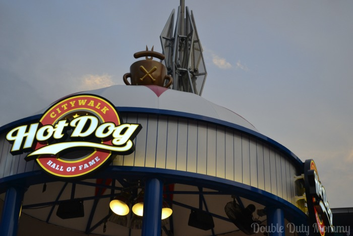 citywalk hot dog