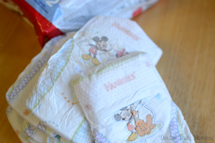 Huggies quilted