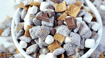 """S'Mores """"Puppy Chow"""" Mix!"""