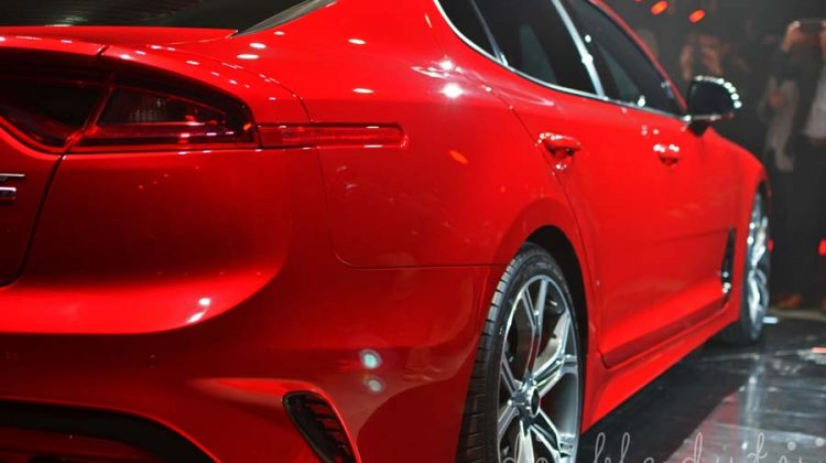 (Almost) Everything You Need to Know About the Kia Stinger