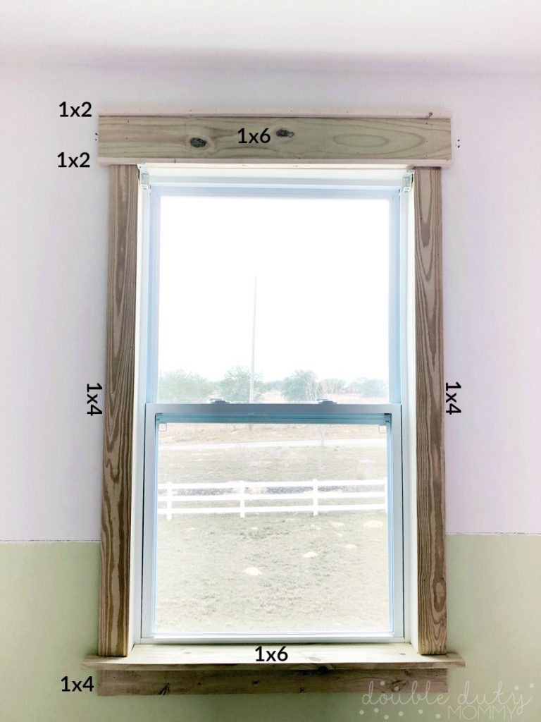 Easy Diy Window Trim Save Money With This Way