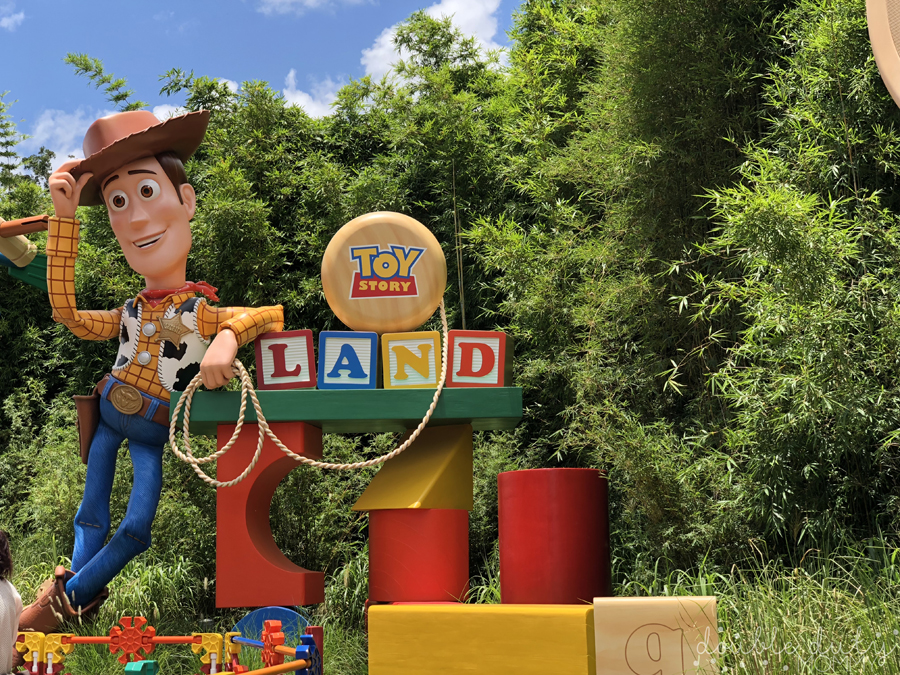 5 Secrets at Toy Story Land