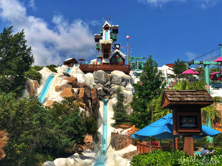 First Time Guide To Disney's Blizzard Beach Waterpark